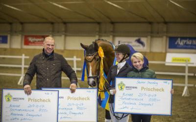 Stuteri Stubbäng sponsrar i år med 100 000 kr!