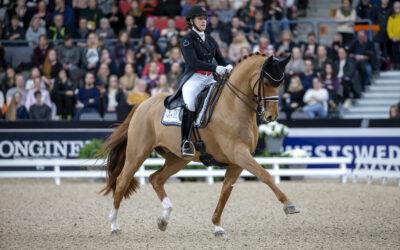 Från en världsstjärna till en annan – Cathrine Dufour till Breeders Trophy