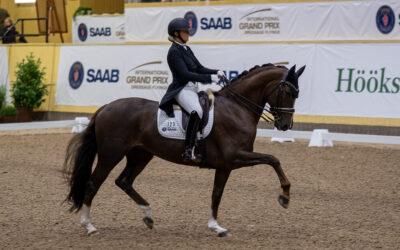 Ny sponsor säkrar internationella dressyrklasser i samband med SWB Equestrian Weeks på Flyinge